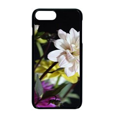 Dahlias Dahlia Dahlia Garden Apple Iphone 7 Plus Seamless Case (black) by Celenk