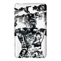 Black Music Urban Swag Hip Hop Samsung Galaxy Tab 4 (8 ) Hardshell Case  by Celenk