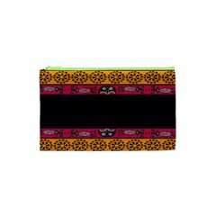 Pattern Ornaments Africa Safari Cosmetic Bag (xs) by Celenk