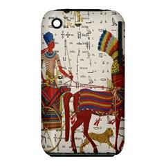 Egyptian Tutunkhamun Pharaoh Design Iphone 3s/3gs by Celenk