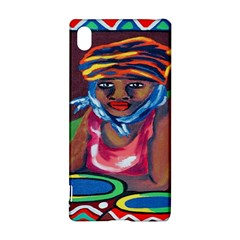 Ethnic Africa Art Work Drawing Sony Xperia Z3+ by Celenk