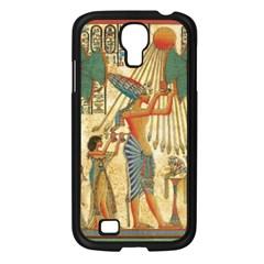 Egyptian Man Sun God Ra Amun Samsung Galaxy S4 I9500/ I9505 Case (black)