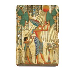 Egyptian Man Sun God Ra Amun Samsung Galaxy Tab 2 (10 1 ) P5100 Hardshell Case  by Celenk