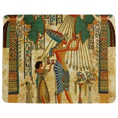 Egyptian Man Sun God Ra Amun Jigsaw Puzzle Photo Stand (rectangular) by Celenk