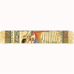Egyptian Man Sun God Ra Amun Small Bar Mats by Celenk