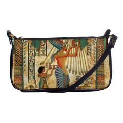 Egyptian Man Sun God Ra Amun Shoulder Clutch Bags
