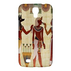 Egyptian Design Man Woman Priest Samsung Galaxy Mega 6 3  I9200 Hardshell Case by Celenk