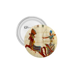 Egyptian Tutunkhamun Pharaoh Design 1 75  Buttons