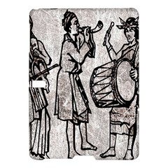 Man Ethic African People Collage Samsung Galaxy Tab S (10 5 ) Hardshell Case  by Celenk