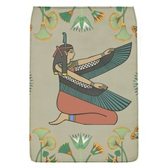 Egyptian Woman Wings Design Flap Covers (s)  by Celenk