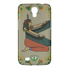 Egyptian Woman Wings Design Samsung Galaxy Mega 6 3  I9200 Hardshell Case by Celenk