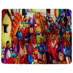 Guatemala Art Painting Naive Jigsaw Puzzle Photo Stand (Rectangular) Front