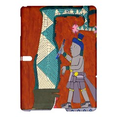 Mexico Puebla Mural Ethnic Aztec Samsung Galaxy Tab S (10 5 ) Hardshell Case  by Celenk