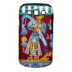 Mexico Puebla Mural Ethnic Aztec Samsung Galaxy S Iii Classic Hardshell Case (pc+silicone) by Celenk