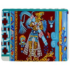 Mexico Puebla Mural Ethnic Aztec Jigsaw Puzzle Photo Stand (rectangular) by Celenk