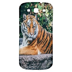 Animal Big Cat Safari Tiger Samsung Galaxy S3 S Iii Classic Hardshell Back Case