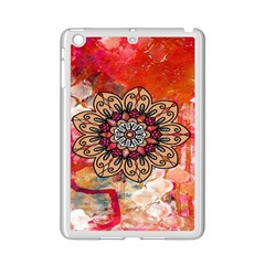 Mandala Art Design Pattern Ethnic Ipad Mini 2 Enamel Coated Cases by Celenk