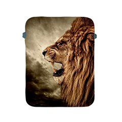 Roaring Lion Apple Ipad 2/3/4 Protective Soft Cases by Celenk