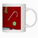 Hilarious holidays  White Mugs Right
