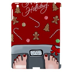 Hilarious Holidays  Apple Ipad 3/4 Hardshell Case (compatible With Smart Cover) by Valentinaart