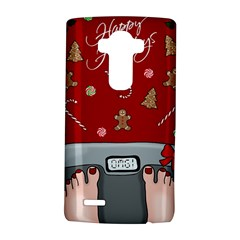 Hilarious Holidays  Lg G4 Hardshell Case by Valentinaart