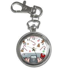 Hilarious Holidays  Key Chain Watches by Valentinaart