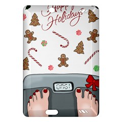 Hilarious Holidays  Amazon Kindle Fire Hd (2013) Hardshell Case by Valentinaart