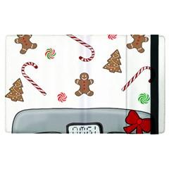 Hilarious Holidays  Apple Ipad Pro 12 9   Flip Case by Valentinaart