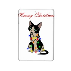 Meowy Christmas Ipad Mini 2 Hardshell Cases by Valentinaart