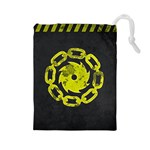 Neuroshima Hex: Iron Gang - Drawstring Pouch (Large)