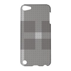 Gray Designs Transparency Square Apple Ipod Touch 5 Hardshell Case by Celenk