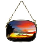 Sunset Mountain Indonesia Adventure Chain Purses (Two Sides)