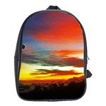 Sunset Mountain Indonesia Adventure School Bag (Large)