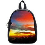 Sunset Mountain Indonesia Adventure School Bag (Small)