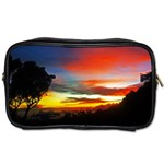Sunset Mountain Indonesia Adventure Toiletries Bags 2-Side