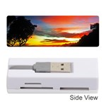 Sunset Mountain Indonesia Adventure Memory Card Reader (Stick)