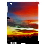 Sunset Mountain Indonesia Adventure Apple iPad 3/4 Hardshell Case (Compatible with Smart Cover)