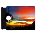 Sunset Mountain Indonesia Adventure Kindle Fire HD 7