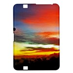 Sunset Mountain Indonesia Adventure Kindle Fire HD 8.9