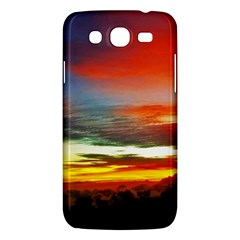 Sunset Mountain Indonesia Adventure Samsung Galaxy Mega 5 8 I9152 Hardshell Case  by Celenk