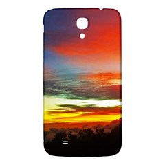 Sunset Mountain Indonesia Adventure Samsung Galaxy Mega I9200 Hardshell Back Case by Celenk