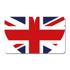 Uk Flag United Kingdom Magnet (rectangular) by Celenk