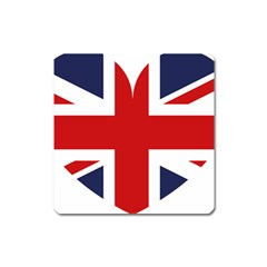 Uk Flag United Kingdom Square Magnet by Celenk