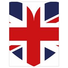 Uk Flag United Kingdom Drawstring Bag (large) by Celenk
