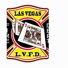 Las Vegas Fire Department Large Garden Flag (two Sides)