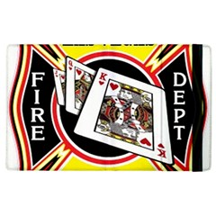 Las Vegas Fire Department Apple Ipad 3/4 Flip Case by allthingseveryday