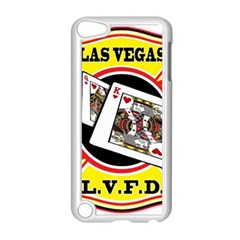 Las Vegas Fire Department Apple Ipod Touch 5 Case (white) by allthingseveryday