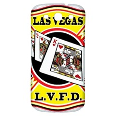 Las Vegas Fire Department Samsung Galaxy S3 S Iii Classic Hardshell Back Case by allthingseveryday