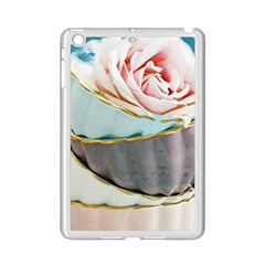 Tea Cups Ipad Mini 2 Enamel Coated Cases by 8fugoso