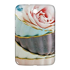 Tea Cups Samsung Galaxy Note 8 0 N5100 Hardshell Case  by 8fugoso